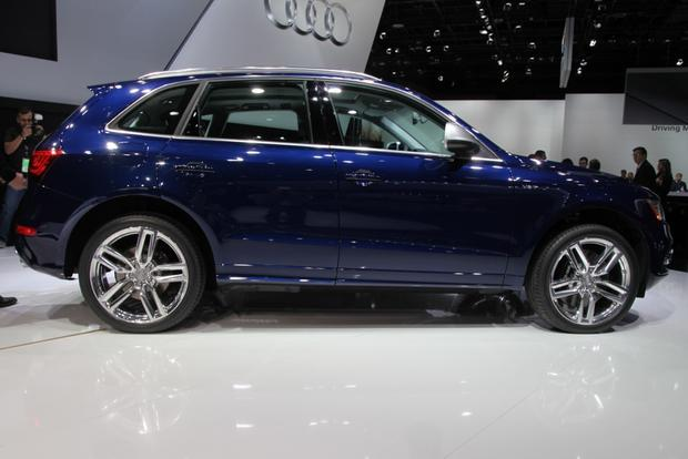 2014 Audi RS7 and SQ5: Detroit Auto Show featured image large thumb24