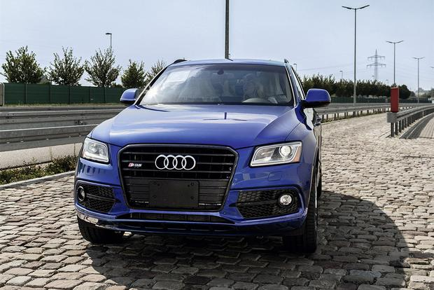 2017 Audi SQ5: New Car Review featured image large thumb0
