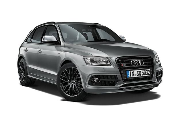 2017 Audi SQ5: New Car Review featured image large thumb1
