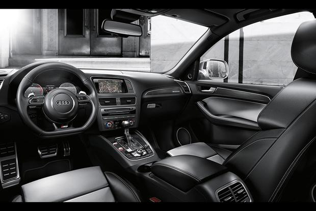 2017 Audi SQ5: New Car Review featured image large thumb3