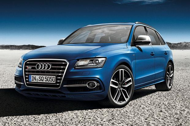 2017 Audi SQ5: New Car Review featured image large thumb5
