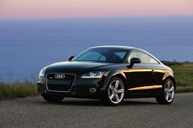 2013 Audi TT: New Car Review featured image large thumb0