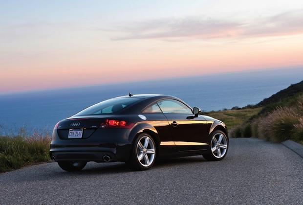 2013 Audi TT: New Car Review featured image large thumb1