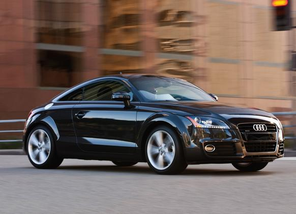 2014 Audi TT: New Car Review featured image large thumb1