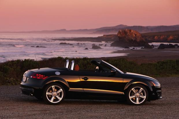 2013 Audi TT: New Car Review featured image large thumb5