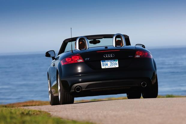 2013 Audi TT: New Car Review featured image large thumb6