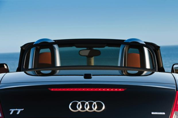2013 Audi TT: New Car Review featured image large thumb7