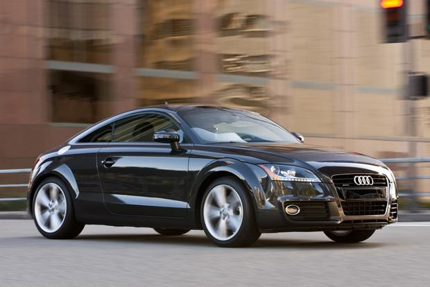 2015 Audi TT: New Car Review featured image large thumb2