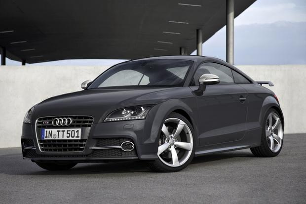2015 Audi TT: New Car Review featured image large thumb0