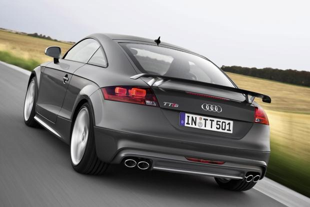 2015 Audi TT: New Car Review featured image large thumb1