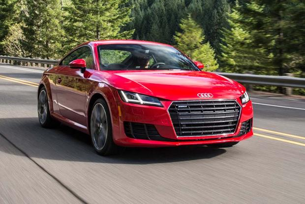 2015 vs. 2016 Audi TT: What's the Difference?