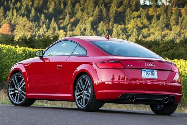2016 Audi TT and Audi TTS: New Car Review featured image large thumb2