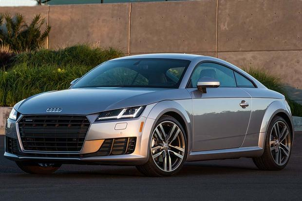 Audi TT And Audi TTS New Car Review Autotrader - Audi tt