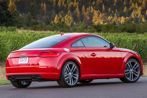 2016 Audi TT and Audi TTS: New Car Review featured image large thumb3