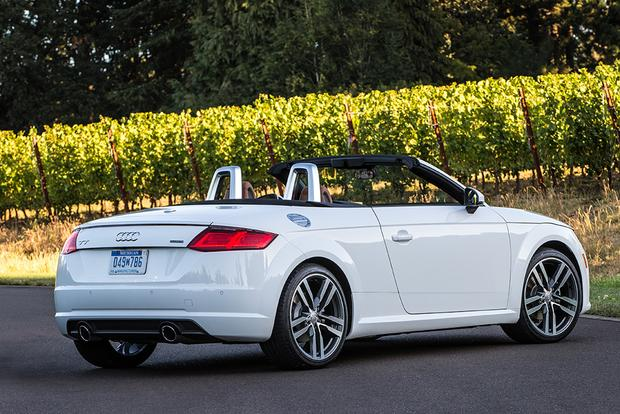 2017 Audi TT and Audi TTS: New Car Review featured image large thumb2