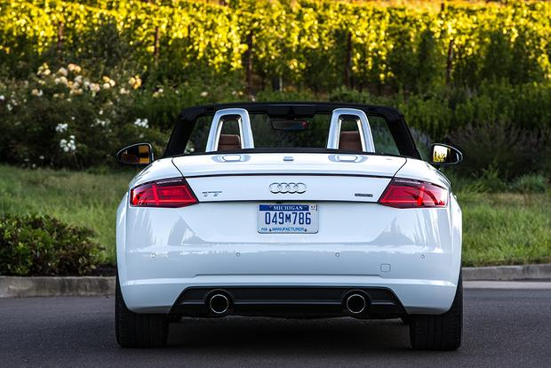 2017 Audi TT and Audi TTS: New Car Review featured image large thumb3
