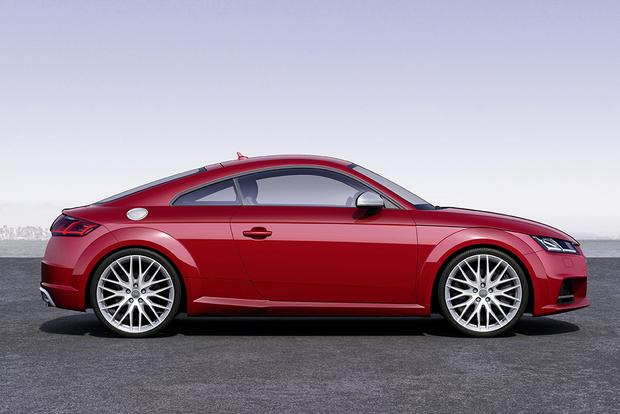 2017 Audi TT and Audi TTS: New Car Review featured image large thumb5