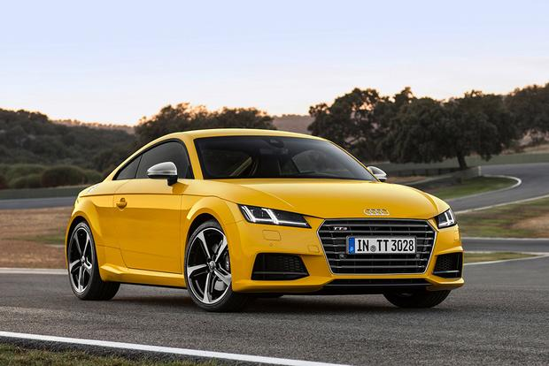2018 Audi TT/TTS: New Car Review featured image large thumb0