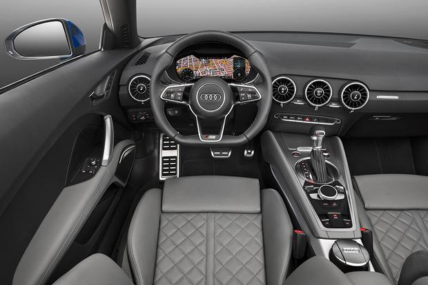 Audi TTTTS New Car Review Autotrader - 2018 audi tt