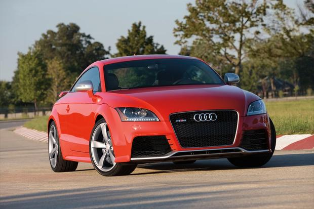 2012 Audi TT RS: New Car Review featured image large thumb0