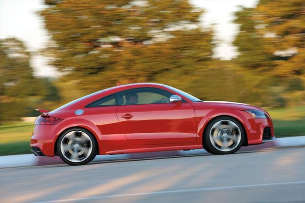 2012 Audi TT RS: New Car Review featured image large thumb1