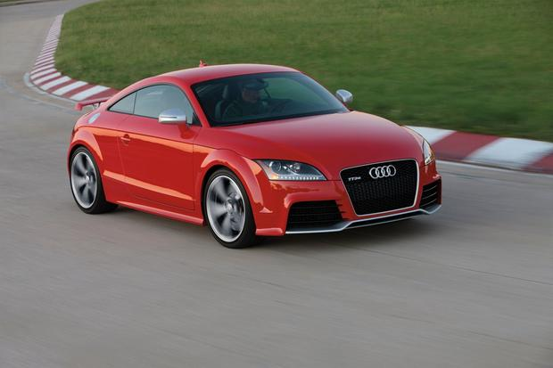 2012 Audi TT RS: New Car Review featured image large thumb2