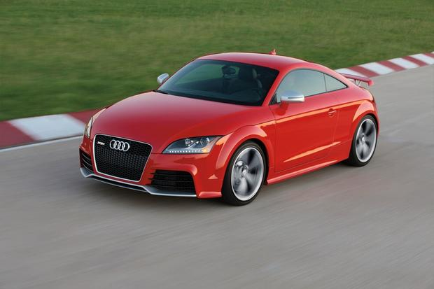 2012 Audi TT RS: New Car Review featured image large thumb3