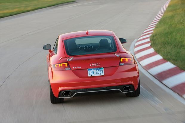 2012 Audi TT RS: New Car Review featured image large thumb4