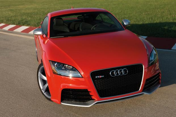2012 Audi TTRS: OEM Image Gallery featured image large thumb5
