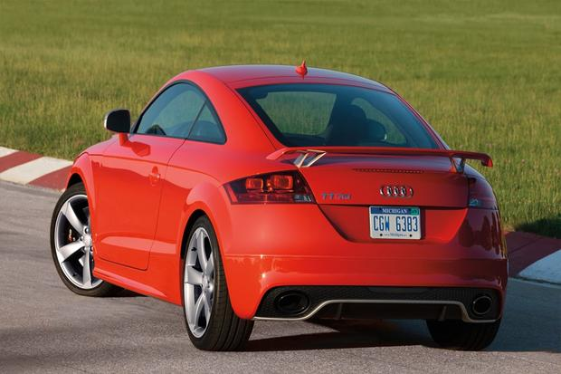 2012 Audi TT RS: New Car Review featured image large thumb6