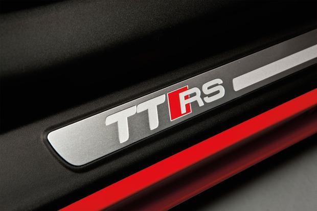 2012 Audi TTRS: OEM Image Gallery featured image large thumb10