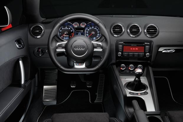 2012 Audi TT RS: New Car Review featured image large thumb11