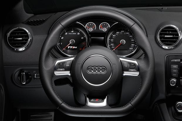2012 Audi TT RS: New Car Review featured image large thumb12
