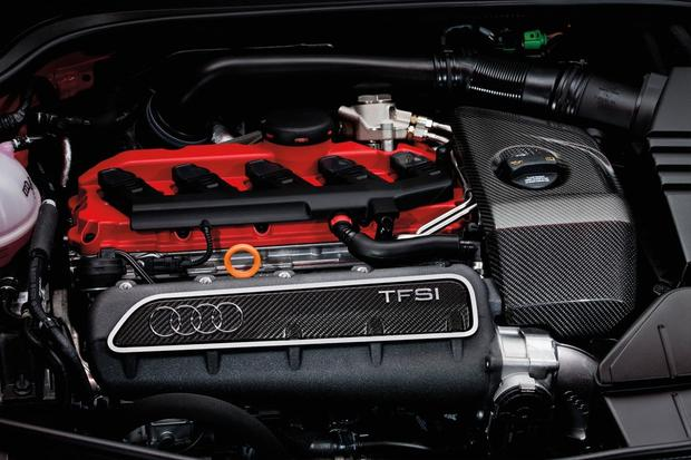 2012 Audi TT RS: New Car Review featured image large thumb18