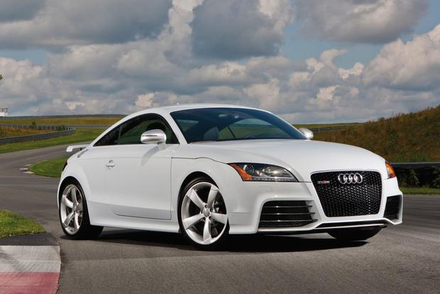 2013 Audi TT RS: New Car Review featured image large thumb1