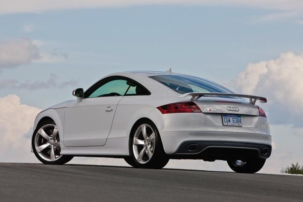 2013 Audi TT RS: New Car Review - Autotrader