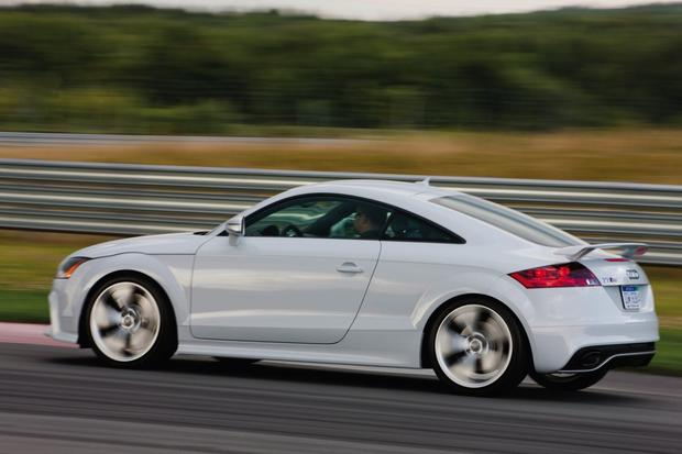 2013 Audi TT RS: New Car Review featured image large thumb2