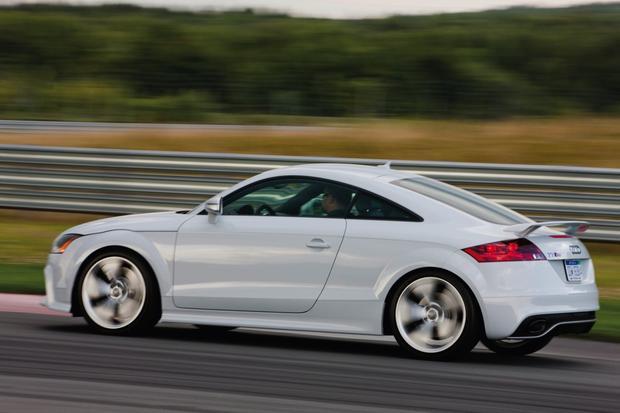 2013 Audi TTRS: OEM Image Gallery featured image large thumb2