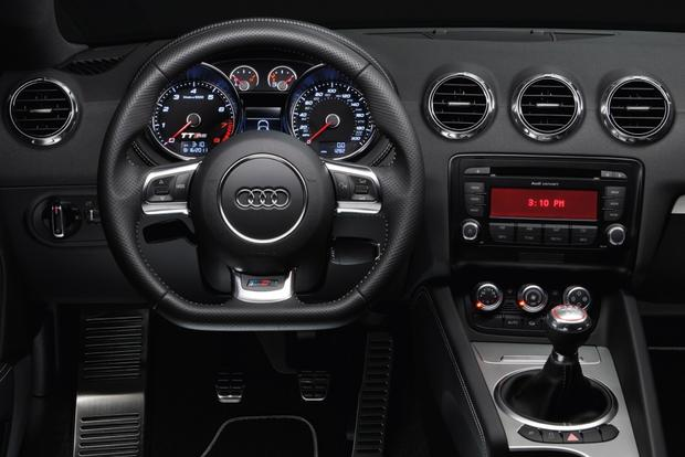 2013 Audi TT RS: New Car Review featured image large thumb5