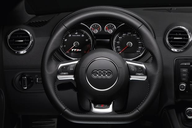 2013 Audi TT RS: New Car Review featured image large thumb6