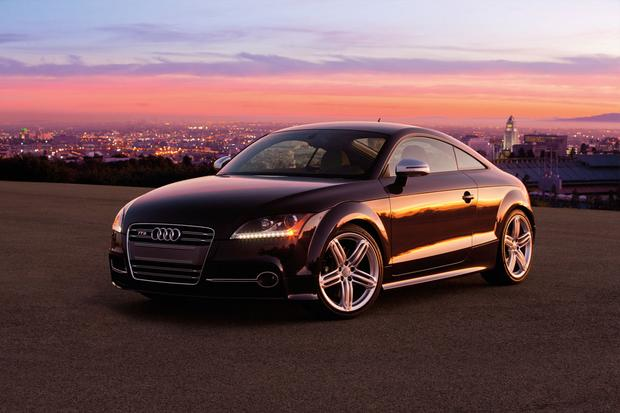 2012 Audi TTS: OEM Image Gallery featured image large thumb7