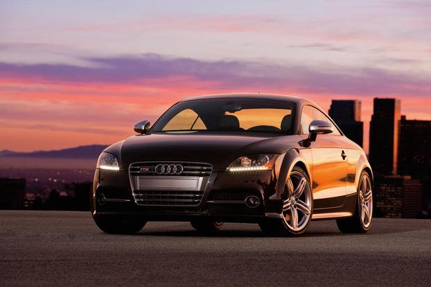 2012 Audi TTS: OEM Image Gallery featured image large thumb6