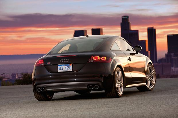 2012 Audi TTS: OEM Image Gallery featured image large thumb8