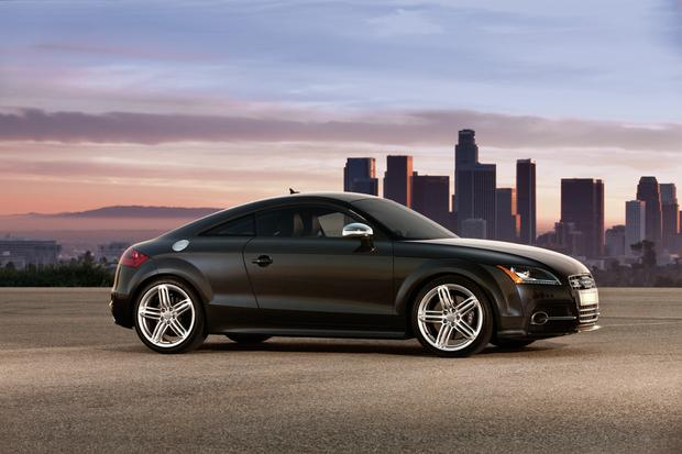 2012 Audi TTS: OEM Image Gallery featured image large thumb1