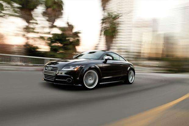 2012 Audi TTS: OEM Image Gallery featured image large thumb5