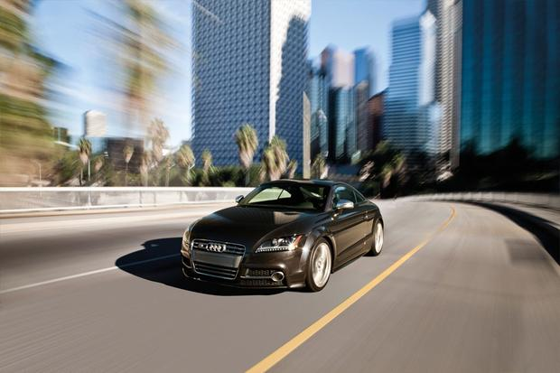 2012 Audi TTS: OEM Image Gallery featured image large thumb3
