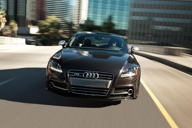 2012 Audi TTS: OEM Image Gallery featured image large thumb2