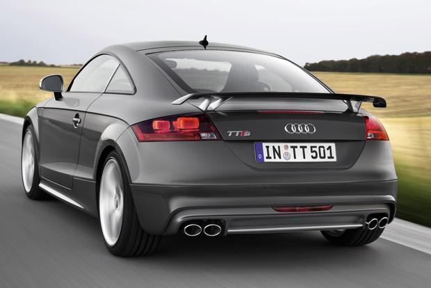 2015 audi tts new car review autotrader. Black Bedroom Furniture Sets. Home Design Ideas