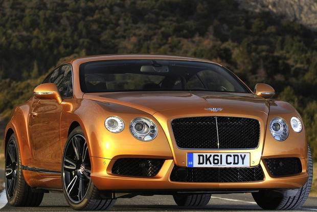 2013 Bentley Continental: Overview featured image large thumb1