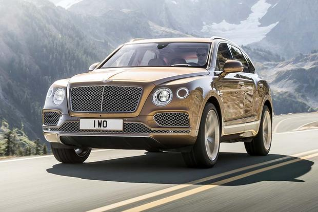 2017 Bentley Bentayga: First Drive Review